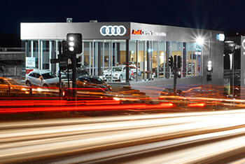 Audi Centre Toowoomba dealership